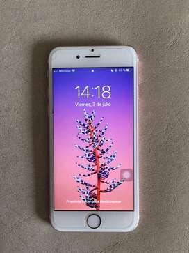 Vendo IPhone 6s de 32 gb Rose Gold en excelente estado.