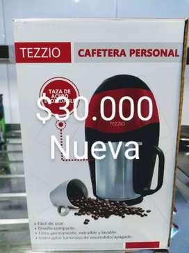 Cafetera personal NUEVA ver perfil varias cosas