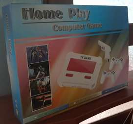 Consola polystation home play computer game