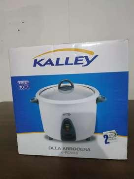 Gangazo Olla arrocera Kalley 1.8 Litros