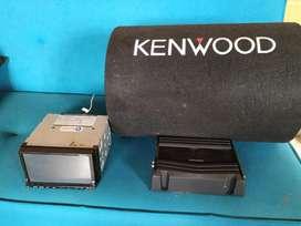 Radio Doble Din Bluetooth Planta Y bajo