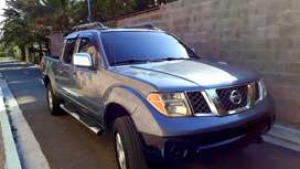 Nissan frontier 2007 4x4 doble cabina .
