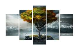 Espectaculares cuadros decorativos modernos