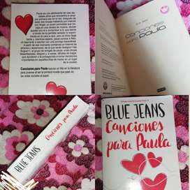 Libro Canciones para Paula USADO
