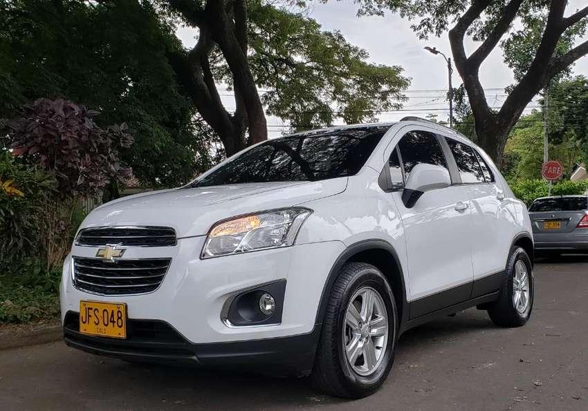 Chevrolet Tracker Ls At 2017 0