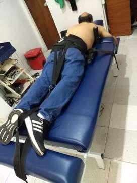 Terapias fisicas y rehabilitación de columna,hernias discales,escoliosis,nervio ciático,espolón calcáneo,Quiropraxia