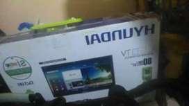 HYUNDAI Smart tv de 32 pulgadas