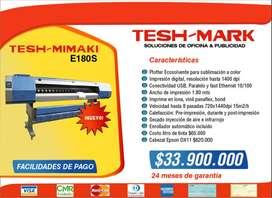 PLOTTER TESH-MIMAKI E180S