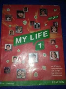 My Life 1 Libro de Ingles Primer Año