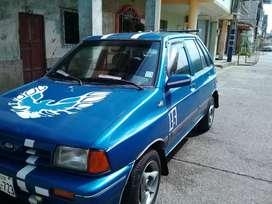 Ford festiva 5p