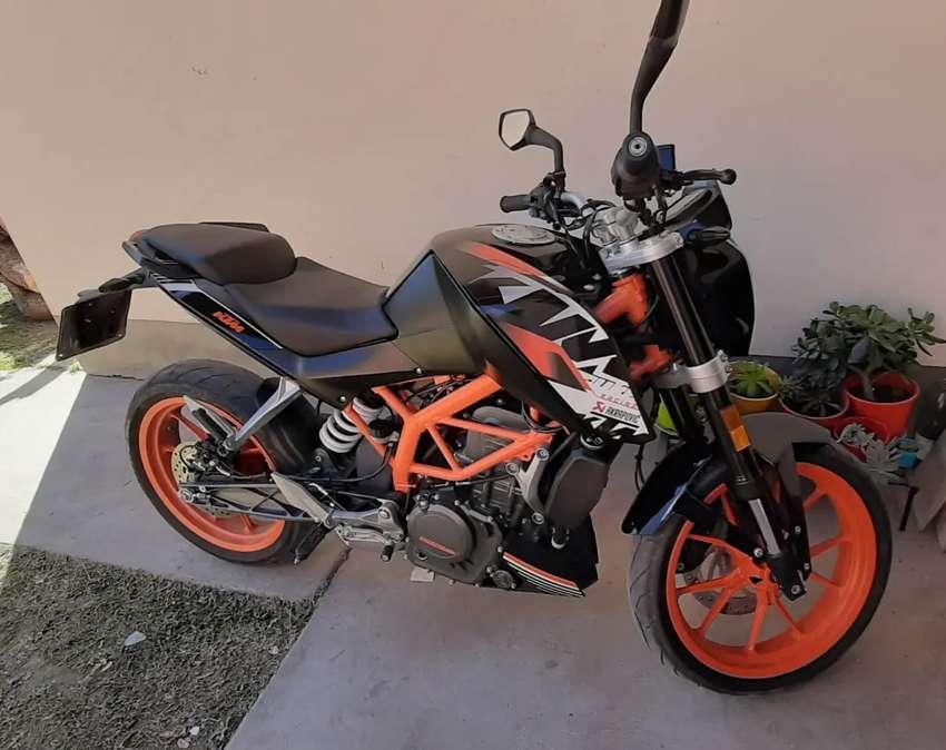 KTM Duke 390 0