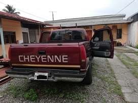 Camioneta chevrolet cheyenne , cabina simple año 1996