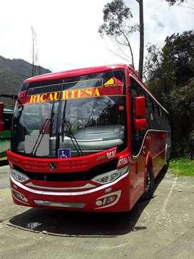 """Vendo Bus Urbano (Cuenca) Marca """"HINO"""" AK."""