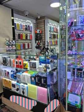 Venta de negocio de accesorios para celular