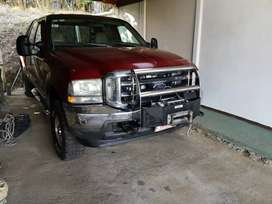 For F250 Super Duty 2002
