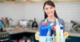 solicito empleada domestica