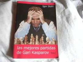 Las Mejores Partidas de Gari Kasparov Tomo 1