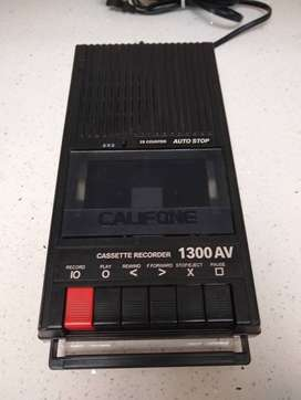 Grabadora de Cassette CALIFONE