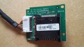 Placa Lectora Tarjeta De Memoria CN731-60041 - HP - BR18CFK1C9