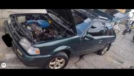 Mazda 323 cupe en buen estado