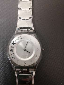 Reloj swatch ultraplano