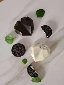 Tabletas de chocolates y bombones