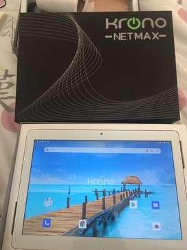 """Venta de tablets de 10"""" doble sim, 16 gb y 1 ram, estuche en cuero, gafas 3D, cable de datos y cargador. Nuevas."""
