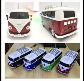 Radio Bus edicion especial SD USB Bluetooth 3.0