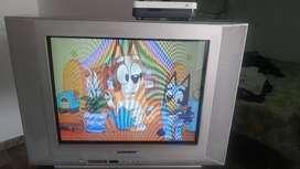 Televisor Daewoo 21 Pulgadas