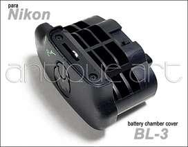 A64 Chamber Cover Bl-3 Del Grip Mb-d10 Nikon Battery En-el4a