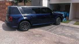 Practica cta ford flex especial importada americana 2011