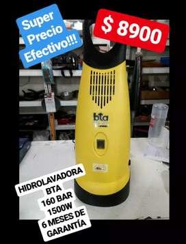 HIDROLAVADORA BTA 160 BAR 1500 W