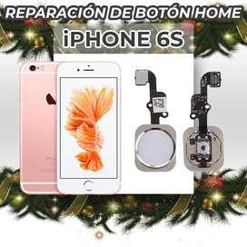 ¡Reparación de Botón Home de Iphone 6s!