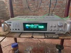 Amplificador Marca Spain Sin Bluetooth