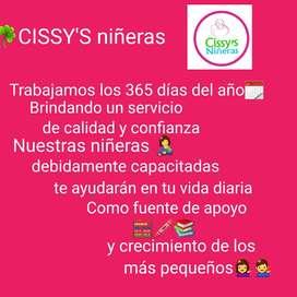 CISSY'S  niñeras