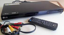 Dvd Player Lg Dv552 Control Remoto Pendrive Dvd Cd Cdr Rw