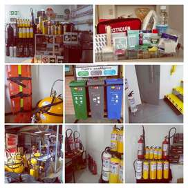BLID servicios integrales y asesorias. (Departamento técnico extintores)
