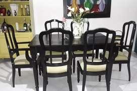 Contemporáneas sillas de comedor