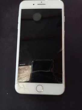 iPhone 8 plus usado (con fallas) para reparar