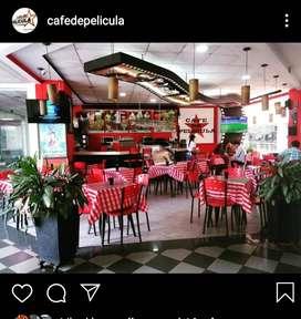 Se Vende Cafe De Película
