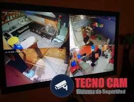 NECESITO TÉCNICO EN CCTV CON EXPERIENCIA