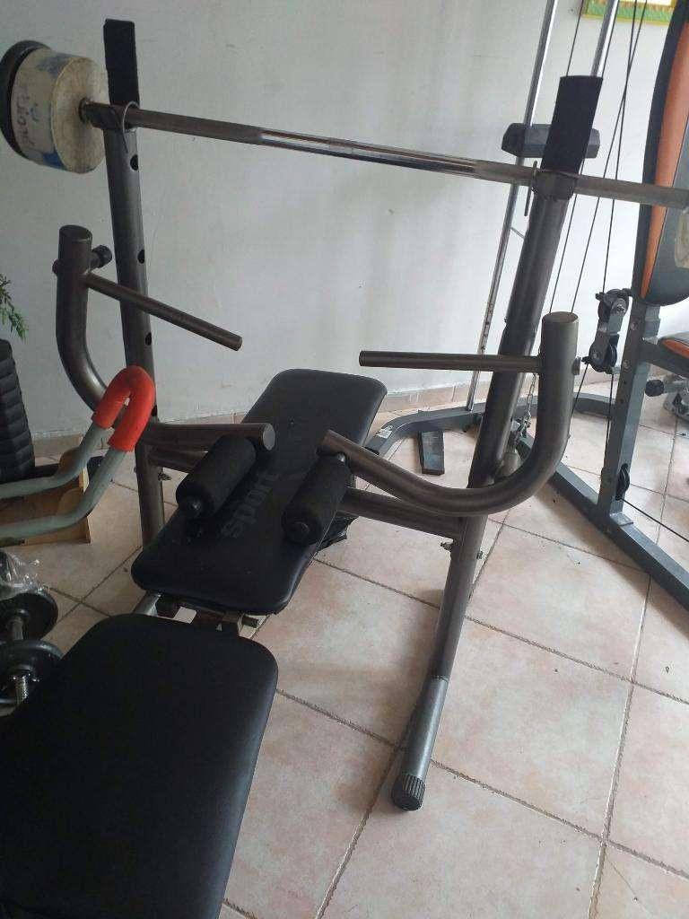 Banco de Pesas Sport Fitness 0