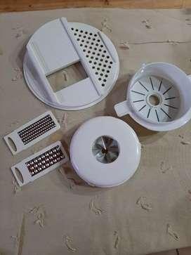 Set de 5 accesorios de corte