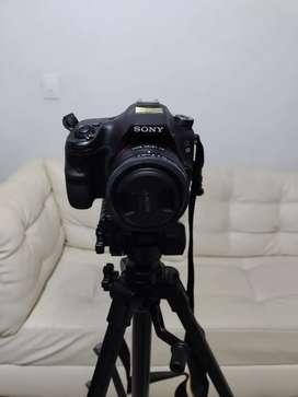 Cámara Sony alfa58