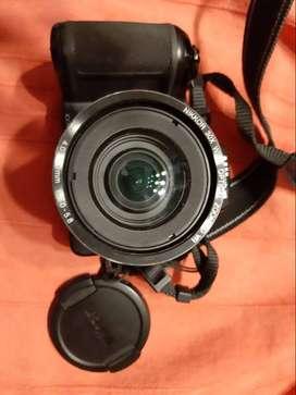 VENDO O PERMUTO Nikon L820