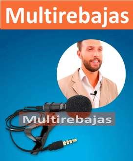 Microfono Corbatero
