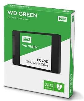 Disco Duro Estado Solido Ssd 240gb Western Digital 2.5 Wd