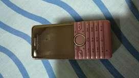 Sony Ericsson S312 ,sin Red coleccion