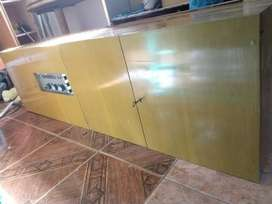 SINTOAMPLIFICADOR at300, TOCADISCOS MUEBLE WINCO VINTAGE ANTIGUO MADERA AUDINAC