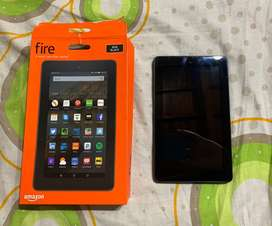 "Tablet ""kindle"" Amazon fire NUEVA!"